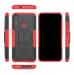 17252 - MadPhone Armada удароустойчив калъф за Motorola Moto E6s / E6 Plus