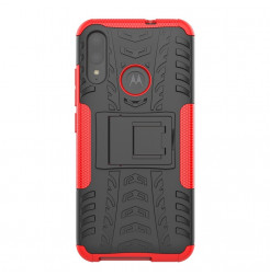 17253 - MadPhone Armada удароустойчив калъф за Motorola Moto E6s / E6 Plus
