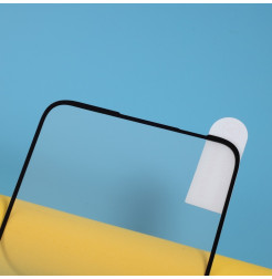 17304 - 3D стъклен протектор за целия дисплей Motorola Moto G8 Power