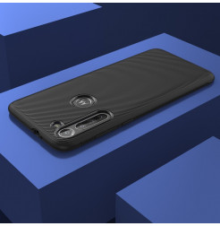 17316 - MadPhone релефен TPU калъф за Motorola Moto G8 Power