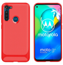 17335 - MadPhone Anti Drop TPU силиконов кейс за Motorola Moto G8 Power