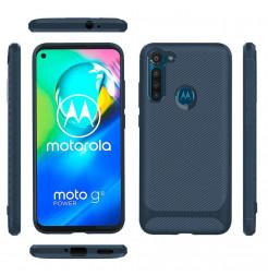 17344 - MadPhone Anti Drop TPU силиконов кейс за Motorola Moto G8 Power