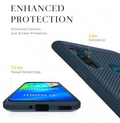 17348 - MadPhone Anti Drop TPU силиконов кейс за Motorola Moto G8 Power