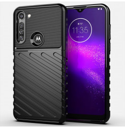 17355 - MadPhone Thunder силиконов кейс за Motorola Moto G8 Power