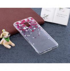 1736 - MadPhone Art силиконов кейс с картинки за Samsung Galaxy A8 (2018)
