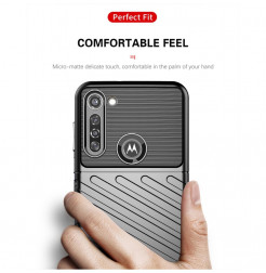 17361 - MadPhone Thunder силиконов кейс за Motorola Moto G8 Power