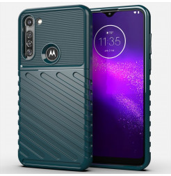 17365 - MadPhone Thunder силиконов кейс за Motorola Moto G8 Power