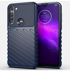 17371 - MadPhone Thunder силиконов кейс за Motorola Moto G8 Power