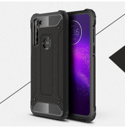 17413 - MadPhone Armor хибриден калъф за Motorola Moto G8 Power