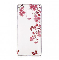 1747 - MadPhone Art силиконов кейс с картинки за Samsung Galaxy A8 (2018)