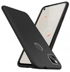 17518 - MadPhone релефен TPU калъф за Google Pixel 4a