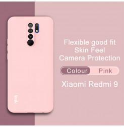 17565 - IMAK UC-2 силиконов калъф за Xiaomi Redmi 9