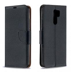 17600 - MadPhone кожен калъф за Xiaomi Redmi 9