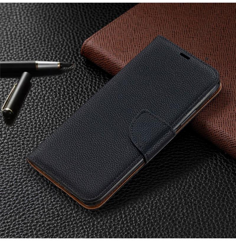 17603 - MadPhone кожен калъф за Xiaomi Redmi 9