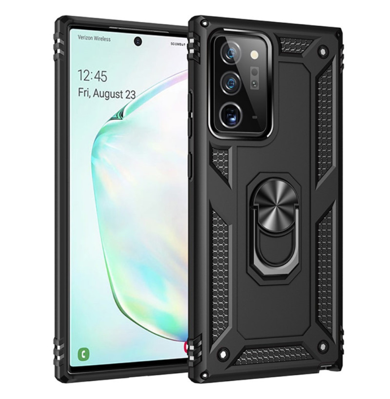 17814 - MadPhone Lithium удароустойчив калъф за Samsung Galaxy Note 20 Ultra