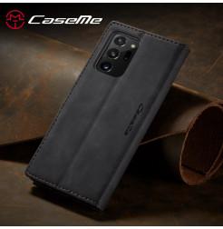 17846 - CaseMe премиум кожен калъф за Samsung Galaxy Note 20 Ultra