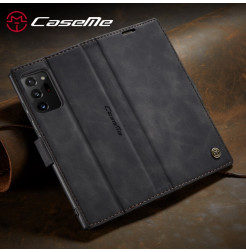 17847 - CaseMe премиум кожен калъф за Samsung Galaxy Note 20 Ultra