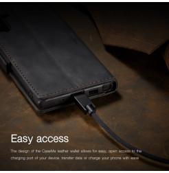 17848 - CaseMe премиум кожен калъф за Samsung Galaxy Note 20 Ultra