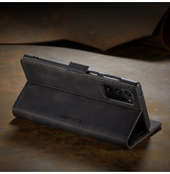 17849 - CaseMe премиум кожен калъф за Samsung Galaxy Note 20 Ultra
