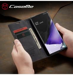 17850 - CaseMe премиум кожен калъф за Samsung Galaxy Note 20 Ultra
