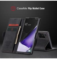 17851 - CaseMe премиум кожен калъф за Samsung Galaxy Note 20 Ultra