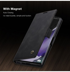 17852 - CaseMe премиум кожен калъф за Samsung Galaxy Note 20 Ultra