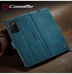 17863 - CaseMe премиум кожен калъф за Samsung Galaxy Note 20 Ultra