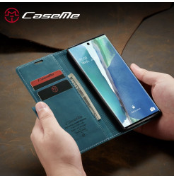 17864 - CaseMe премиум кожен калъф за Samsung Galaxy Note 20 Ultra