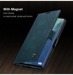 17866 - CaseMe премиум кожен калъф за Samsung Galaxy Note 20 Ultra