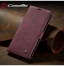 17873 - CaseMe премиум кожен калъф за Samsung Galaxy Note 20 Ultra