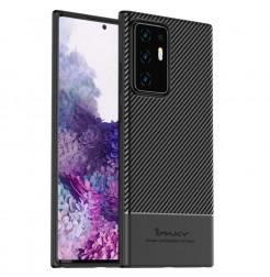 17910 - iPaky Carbon силиконов кейс калъф за Samsung Galaxy Note 20 Ultra