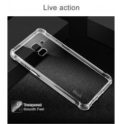 1803 - IMAK Airbag силиконов калъф за Samsung Galaxy A8 (2018)
