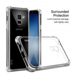 1804 - IMAK Airbag силиконов калъф за Samsung Galaxy A8 (2018)