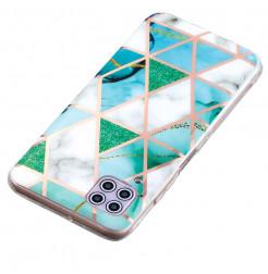 18123 - MadPhone Art силиконов кейс с картинки за Huawei P40 Lite