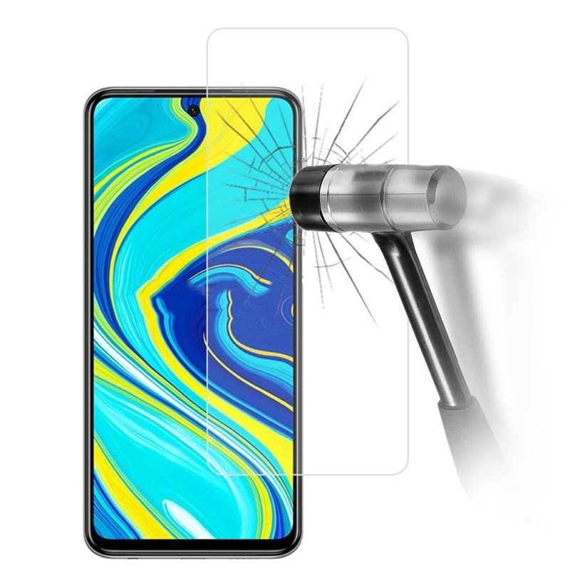 18194 - MadPhone стъклен протектор 9H за Xiaomi Poco X3 NFC / Poco X3 Pro