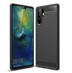 18363 - MadPhone Carbon силиконов кейс за Huawei P30 Pro