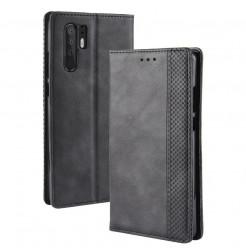 18473 - MadPhone Classic кожен калъф за Huawei P30 Pro