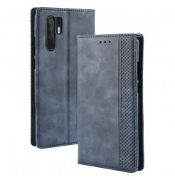 18489 - MadPhone Classic кожен калъф за Huawei P30 Pro