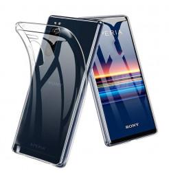 18639 - MadPhone супер слим силиконов калъф за Sony Xperia 5 II