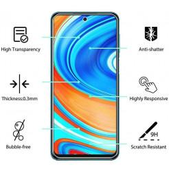 18665 - MadPhone стъклен протектор 9H за Xiaomi Mi 10T Lite
