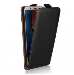 18752 - MadPhone Flip кожен калъф за Huawei Mate 10 Lite