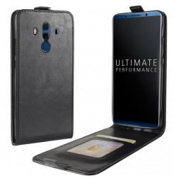 18959 - MadPhone Flip кожен калъф за Huawei Mate 10 Pro