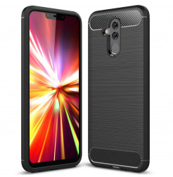 19046 - MadPhone Carbon силиконов кейс за Huawei Mate 20 Lite