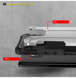 19445 - MadPhone Armor хибриден калъф за Huawei Mate 20 Pro