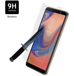 1987 - MadPhone стъклен протектор 9H за Samsung Galaxy A7 (2018)