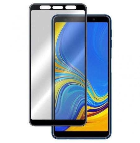 2000 - 5D стъклен протектор за Samsung Galaxy A7 (2018)