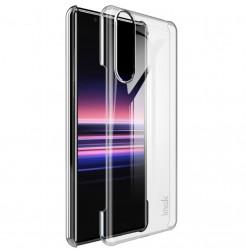 20193 - IMAK Crystal Case тънък твърд гръб за Sony Xperia 5 II