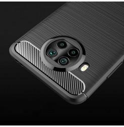20220 - MadPhone Carbon силиконов кейс за Xiaomi Mi 10T Lite
