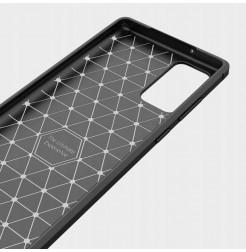 20230 - MadPhone Carbon силиконов кейс за Xiaomi Mi 10T / Mi 10T Pro