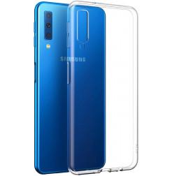 2029 - MadPhone супер слим силиконов гръб за Samsung Galaxy A7 (2018)